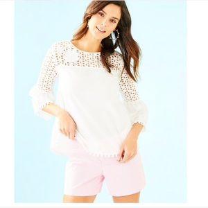 Moving sale! Kelly Short Pink Seersucker size 4